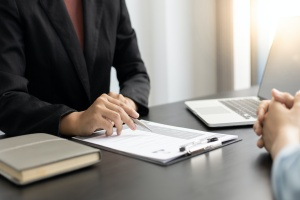client meeting with a Estate Planning attorney