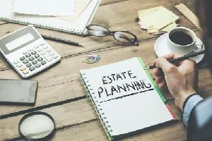 An attorney starting to draft an estate planning document