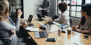 employees creating succession planning strategies